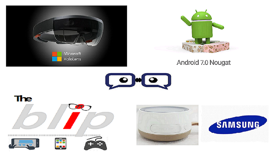 The Blip: Android Nougat 7 Is Here and HoloLens Specs Revealed – 08/31/16