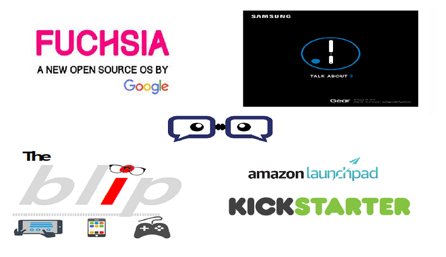 Google's New OS Fuchsia and Samsung Gear S3 Event – The Blip 08/18/16