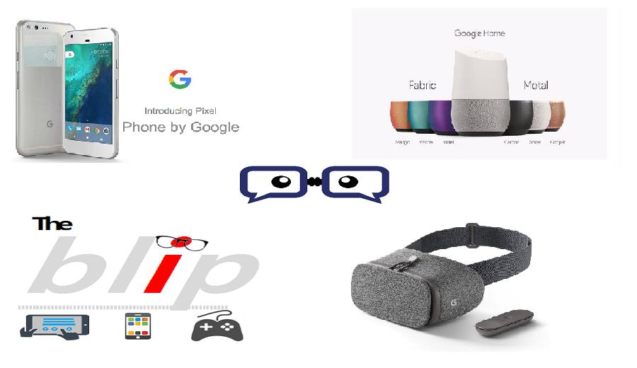 Google Pixel Event Recap: Google Pixel, Daydream View, Chromecast Ultra, Google Home