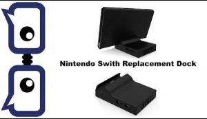 Nintendo Switch Doc Replacement