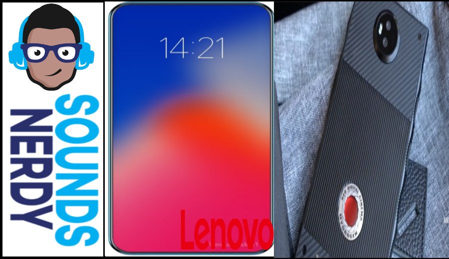 Lenovo and RED phones