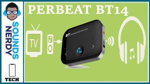 Perbeat BT14 Bluetooth Transmitter