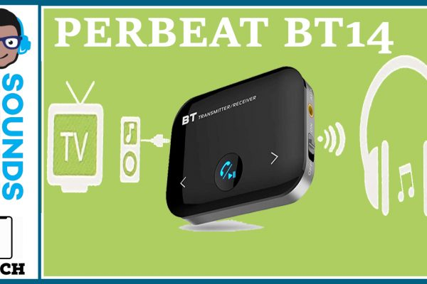 Perbeat BT14 Bluetooth Transmitter