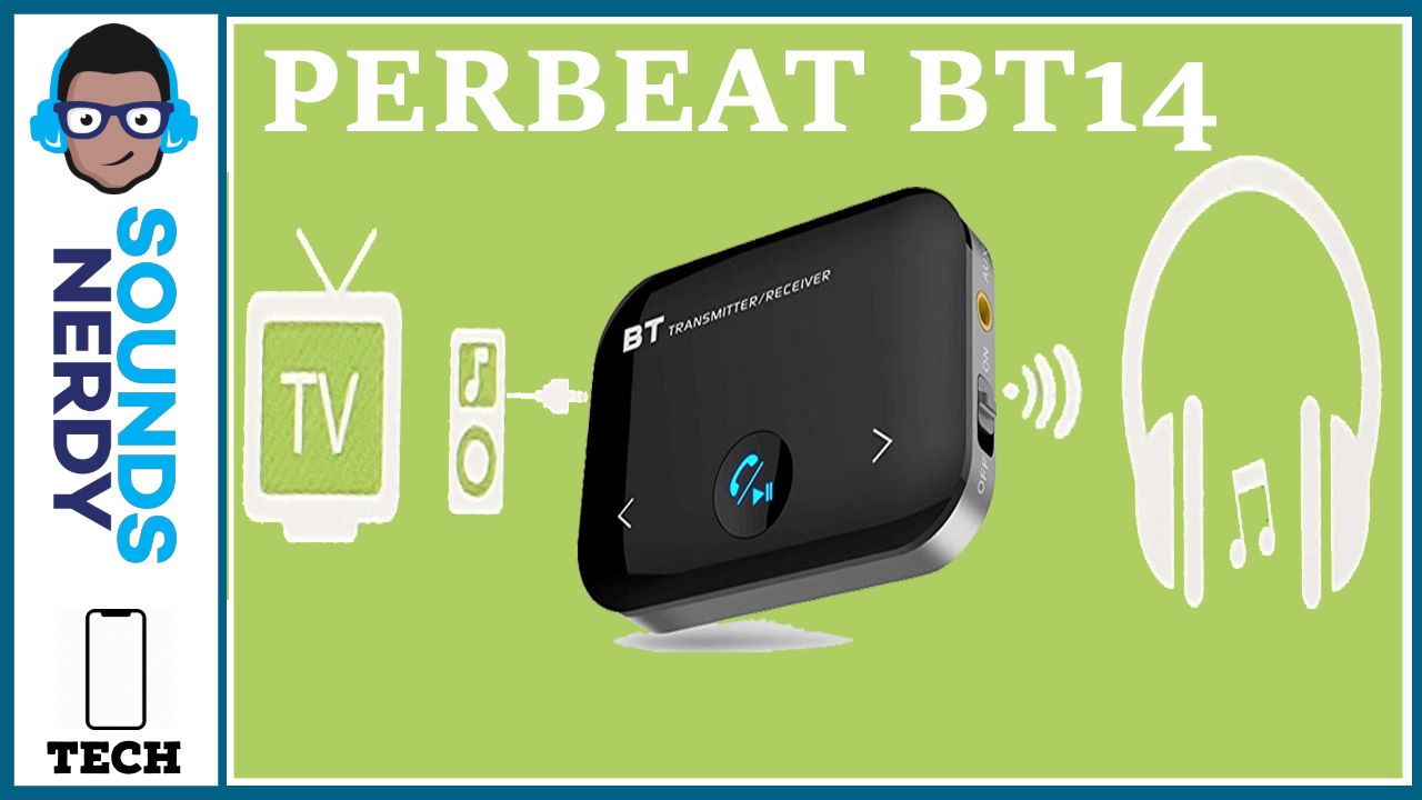 Perbeat BT14 Bluetooth Transmitter Review