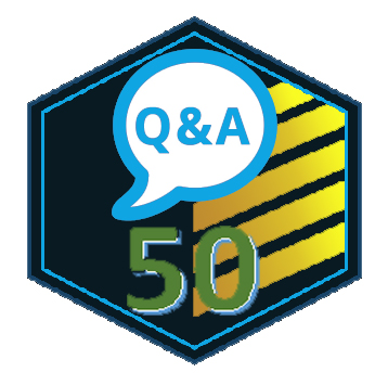 Answering 50 Questions
