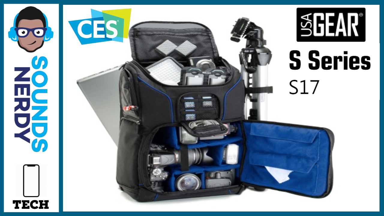 What's in My Tech Bag: CES