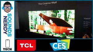 TCL CINEMA WALL