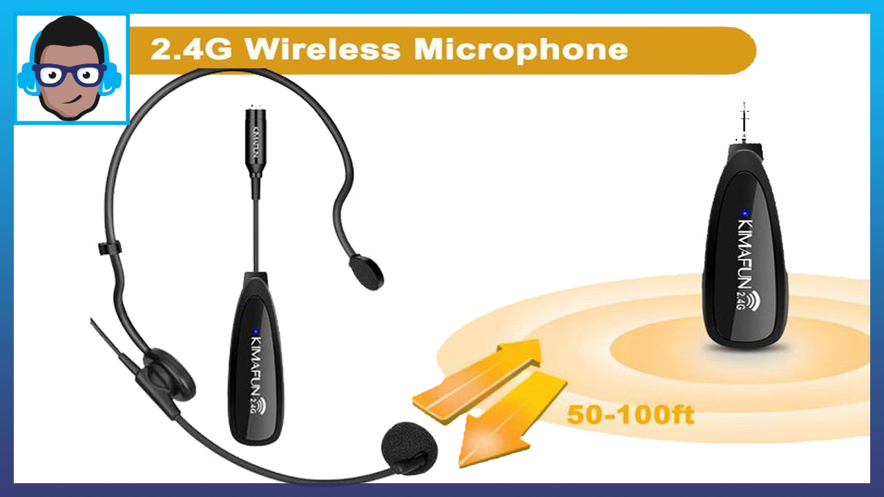 NEW and HOT KIMAFUN Wireless Microphone Review