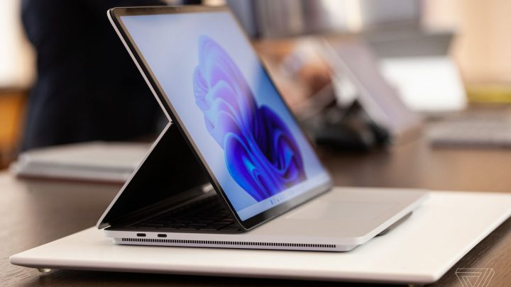 How the Surface Laptop Studio and Surface Pro 8 stack up against other creator laptops