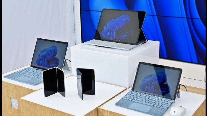 Microsoft Surface 2021 event: Release dates, prices, and everything announced
