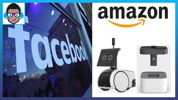 Facebook Paused Instagram for Kids, Facebook Files Amazon Unveils New Products: The Blip