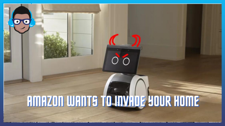 Amazon's Goal: Invade Every Inch of Your Home