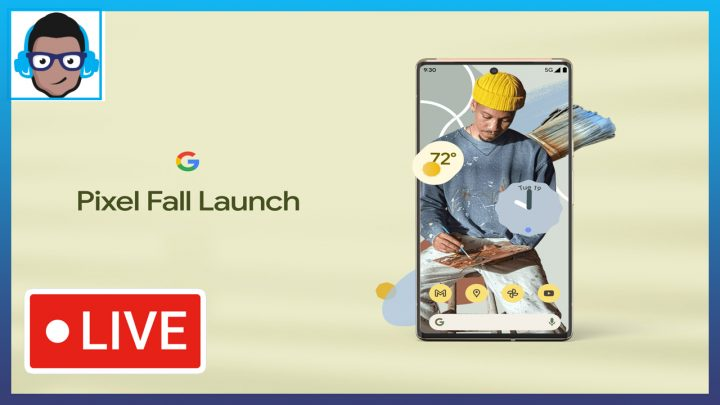 Watch the Pixel Fall Launch Event Here